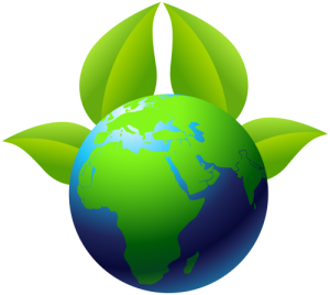 Earth_with_Leaves_PNG_Clip_Art-2137
